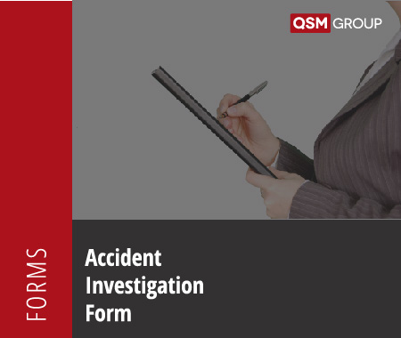 Accident Investigation Form Free Business Resources Quality Health Safety Environment Management Compliance Services Australia QHSE Consulting And Auditing Mango Compliance Software Solutions QHSE Blog