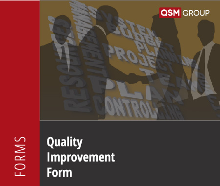 Quality Improvement Form Template Quality Health Safety Environment Management Compliance Services Australia QHSE Consulting And Auditing Mango Compliance Software Solutions