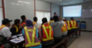 QSM Training Safety Session QHSE Consultants QSM Group