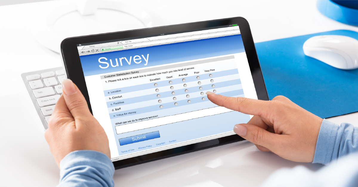 Questionnaire: Take Part In The QHSE Survey
