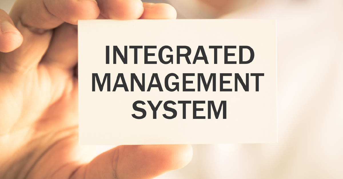 Integrated Management System Manual