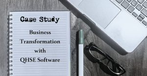 Business Transformation with QHSE Software