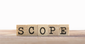 Scope of a Management System